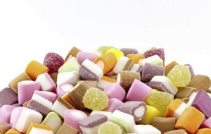 How many dolly mixtures are in your jar?