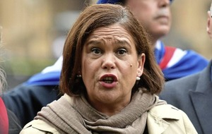 Patrick Murphy: Mary Lou McDonald has failed her first big test