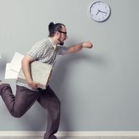 9 bizarre but legitimate reasons people have given for being late