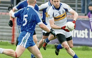 Enda McGinley: condensed club season would be a positive