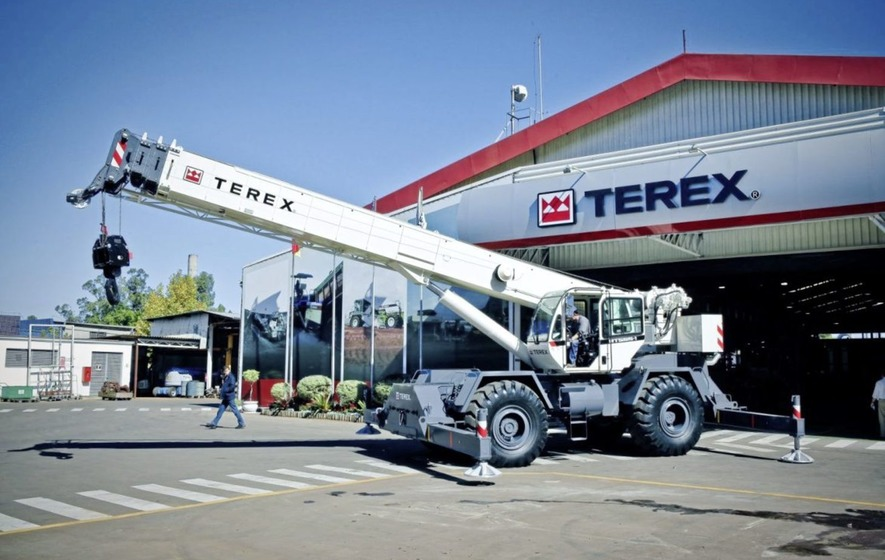 Parent Of Tyrone Screening Giant Terex Reports Third Quarter Sales