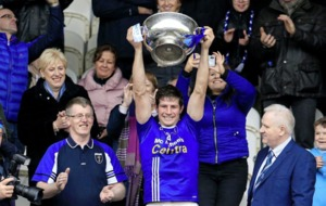 Darren Hughes: desire burns bright in Scotstown squad