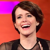 'Number one fan' Claire Foy delighted as she joins Boyzone on radio show