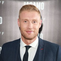 Freddie Flintoff relaxed over Top Gear job
