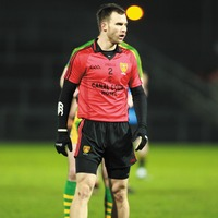 Bredagh looking forward to clash with Cavan champions says Owen Costello