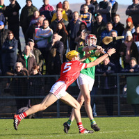 Video: Ouch! Young hurler has stick broken over wrist in desperate attempt to prevent score in championship final