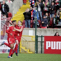 Cliftonville manager Barry Gray hoping for Reds fans roar