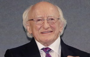 Michael D Higgins asks for inauguration delay to accommodate armistice events