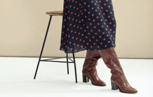 Fashion: Nine of the best knee-high boots to be seen in this autumn