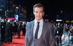 Chris Pine: There is a double standard for male and female nudity in film