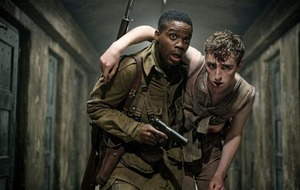 Film review: Overlord an excessively gory horror thriller set on eve of D-day landings