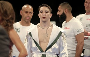 Michael Conlan improving all the time says coach Adam Booth
