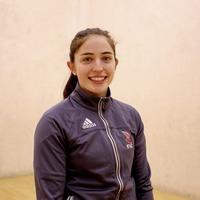 Catriona Casey on the winning handball trail in Arizona