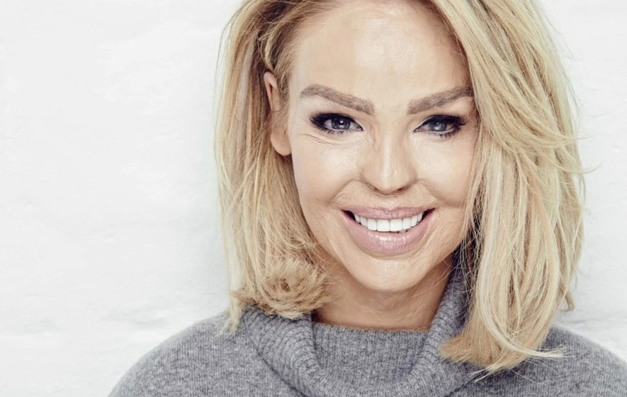Katie Piper: 'It makes me so happy that perceptions of beauty are gradually changing'