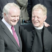 Friendship with Martin McGuinness 'nearly led to David Latimer's sacking as army chaplain'
