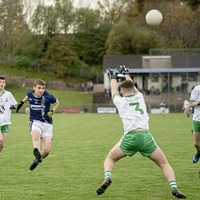 Burren blast into Paul McGirr Tournament semis with victory over St Gall's