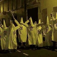 Two men arrested over Newtownards Ku Klux Klan Halloween costumes