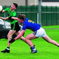 Holy Trinity, Cookstown enjoy debut win in MacRory Cup