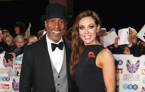 Strictly's Danny John-Jules jokes that the 'curse' was the reason he signed up