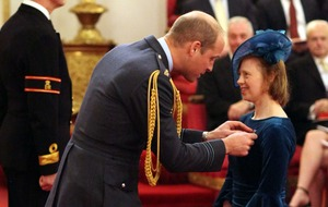 Receiving MBE 'just fantastic', says Down's syndrome actress