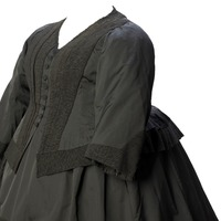 Queen Victoria's mourning outfit after grandson's flu death to go on show