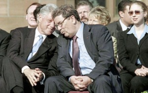 Bill Clinton pays tribute to John Hume, the man who 'forged peace'