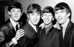 Plaque marks Beatles' only Irish concerts