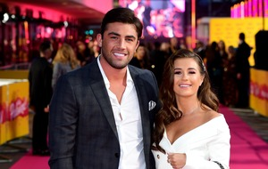 Dani Dyer and Jack Fincham become 'parents' to new puppy