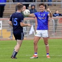 Coalisland defenders are the backbone of the Tyrone Allstars