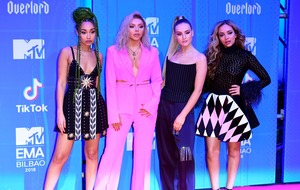 Little Mix defend their skimpy wardrobe: 'No-one criticises Olympic athletes'
