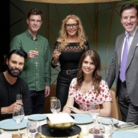 TV review:  Why is the BBC paying the dinner bill?