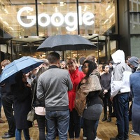 Google's Europe boss expresses shock at reports of sexual misconduct payouts