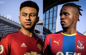 Wilfried Zaha and Jesse Lingard thank EA for 'finally' updating Fifa 19 haircuts