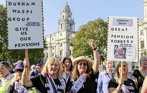 As Waspi reminds us, women are getting stung on their pensions