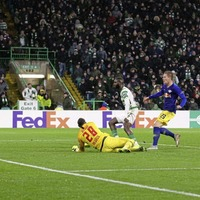 Brendan Rodgers 'proud' as Celtic beat Leipzig
