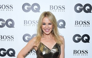 Kylie Minogue on her new man: The relationship surprised me