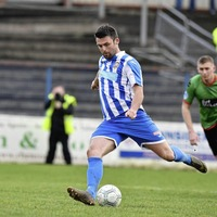 Coleraine's Eoin Bradley hoping for more Windsor memories ahead of crunch Linfield clash