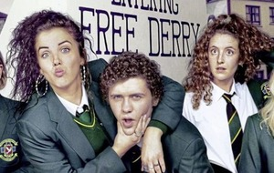 Council was right to close streets for Derry Girls