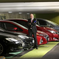 CastleCourt launches north's largest electric car charging hub