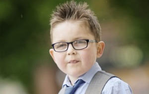 Mark Lynn: 'Heart hero' (8) battled bravely and leaves lasting legacy