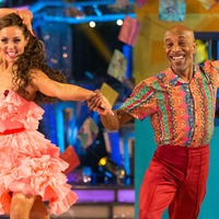 Strictly's Danny John-Jules last on leaderboard amid reports of row with partner