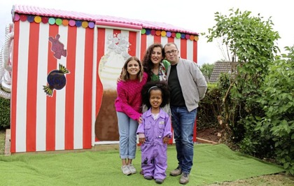 Sweetie den is perfect fit for south Belfast schoolgirl