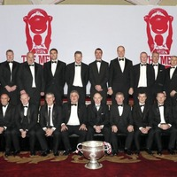 Unbreakable bond between Derry men who won Sam Maguire celebrated in Ballymena