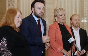 Stormont pro-Remain parties in London for Brexit meetings
