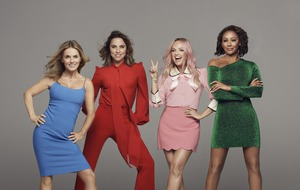It's all about 'people power' now: Spice Girls hoping to spread message of unity