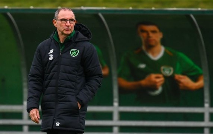 Martin O'Neill confirms Republic squad as Northern Ireland call up Bobby Burns