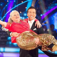 Anton Du Beke will partner Ann Widdecombe on Strictly Christmas special