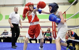 Top nations fly in for international showdown with County Antrim boxers