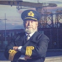 Titanic captain's role for Aussie man whose grandfather grew up beside shipyard