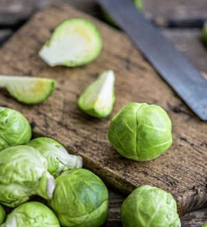Six amazing health benefits of seasonal Brussels sprouts